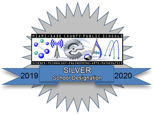 Steam Silver School Designation