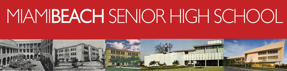 Miami Beach Senior High School Home  C B Mbsh