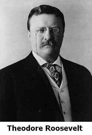 Theodore Roosevelt Great President