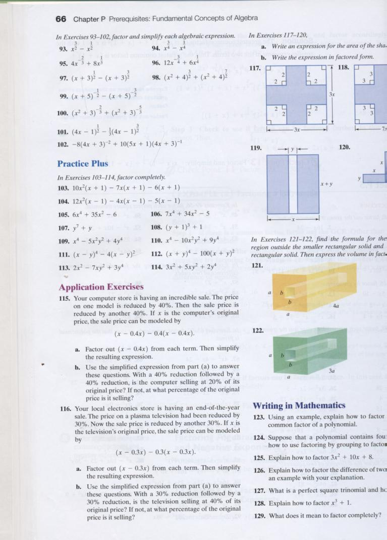Licea, Guillermo / Precalculus Homework