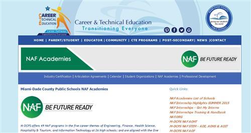 dadeschools NAF